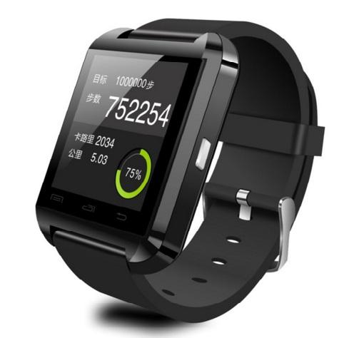 Умные часы Atrix E08 черные