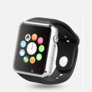 Умные часы телефон A1 черные