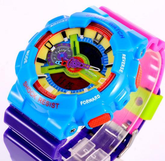 Часы G-SHOK многоцветный