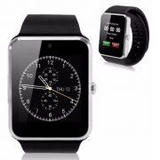 Умные часы телефон Atrix E07 серебристые