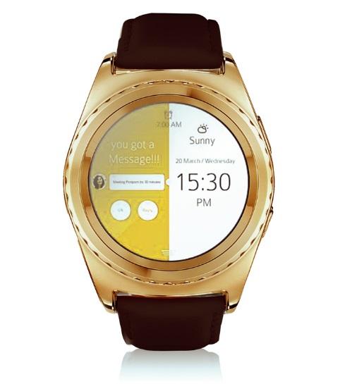 Умные смарт часы Gear Galaxy S3 ремень