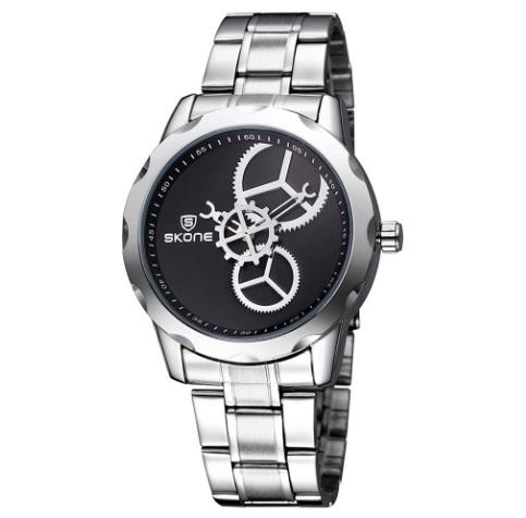 Часы с шестернями