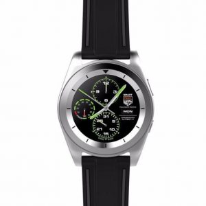 Умные смарт часы Galaxy Gear S2 No.1 G3 серебристые