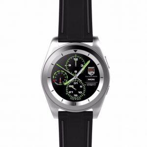 Умные смарт часы Galaxy Gear S2 No.1 G3 серебристые