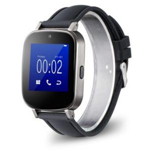 Умный смарт часы C6 Z9 с черным ремнем