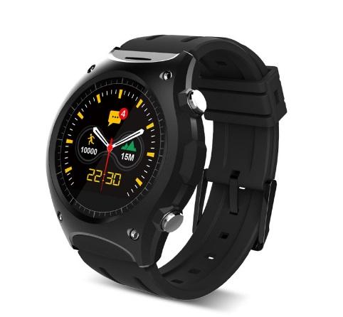 Умные часы водонепроницаемые Q8 D9 с мульти датчиками черные