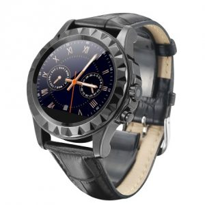 Умные смарт часы № 1 S3 с черным браслетом