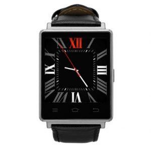 Умные смарт часы Android №1 D6 серебристые