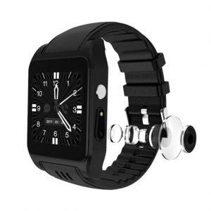 Умные смарт часы Android x86 черные