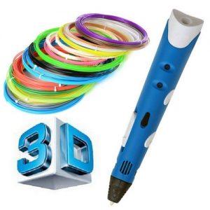 3D ручка для объемного рисования