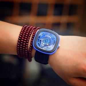 Часы SEVEN FRIDAY синие