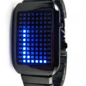 Часы светодиодное табло