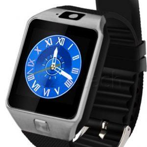 Умные часы телефон Atrix D04 черные