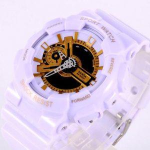 Часы G-SHOK белые
